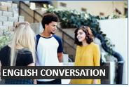 English conversation using Present Continuous tense.