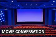 English conversation about movies