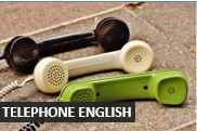 Telephone English at beginner level