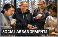 How to make social arrangements in English