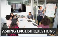 How to ask questions in English class - DailyStep English Audio Lessons