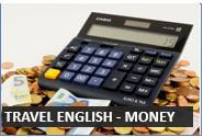 TRAVEL ENGLISH - CHANGING MONEY - DAILYSTEP ENGLISH LESSON