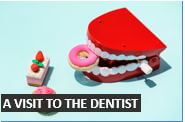 How to visit the dentist in English - DailyStep Audio lesson