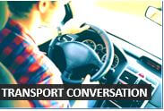Conversation about transport - DailyStep Audio English Lessons