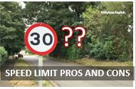 DailyStep English Audio Lesson about traffic speed limits