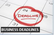 How to discuss business deadlines in English