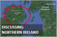 English lesson about Northern Ireland