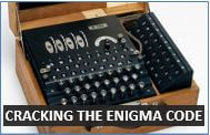 Cracking the Enigma Code - Audio English Lesson
