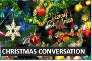 Talking about the festival of Christmas in English