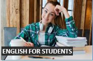 English for students asking about courses