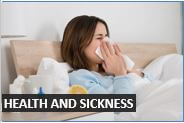 How to talk about health and sickness in English