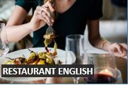 Beginner Level English for restaurants