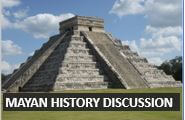 Discussing the Mayan civilization in advanced level English