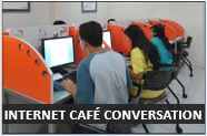 How to use an internet cafe in English - Elementary Audio Lesson
