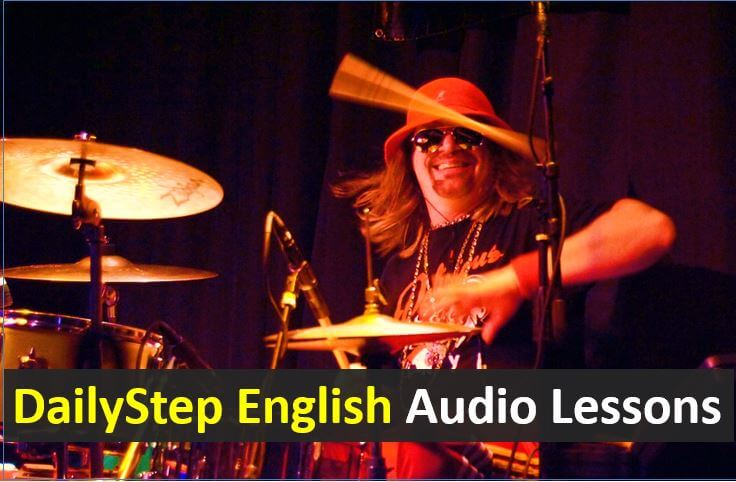 DailyStep English Audio Lesson Topics