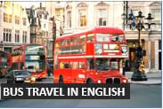 English for bus travel - English Audio Lessons