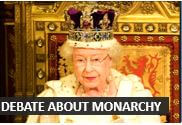 Debate about the British monarchy  - Advanced Audio Lesson from DailyStep English