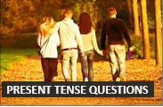 Conversation using verbs in the present tense - DailyStep English Audio Lessons