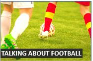 How to talk about football in English at beginner level