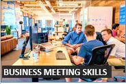 English Business Meetings - Elementary Level English Audio Lessons