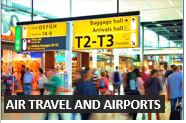 English for airports and air travel  - Beginner Level Audio English Lessons from DailyStep English