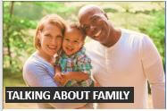 How to talk about family in English - Elementary Level Audio English Lessons from DailyStep English
