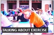 English conversation about fitness and exercise - DailyStep English Audio Lessons