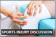 Advanced English Lesson about a sports injury