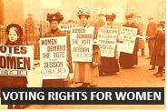 The suffragettes and voting rights for women - advanced English conversation lesson-5.JPG