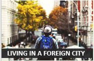 Living in a foreign country - advanced English conversation lessons