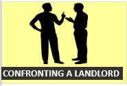 Dealing with a landlord - English audio lessons
