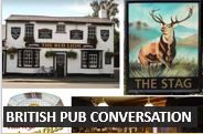 British pub conversation