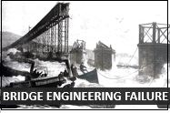 Bridge Engineering failure - advanced English conversation lessons
