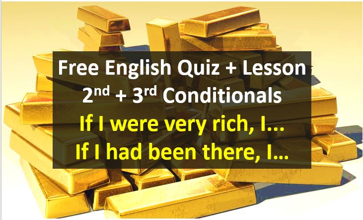 How to use second and third conditional clauses in English