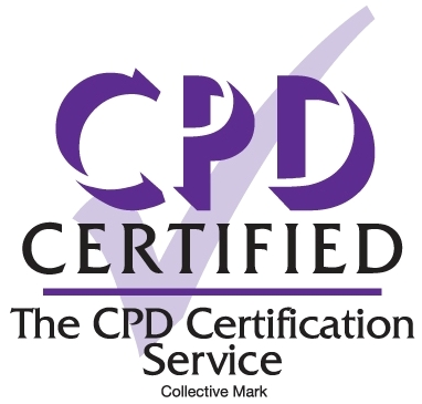 DailyStep English is Certified by CPD