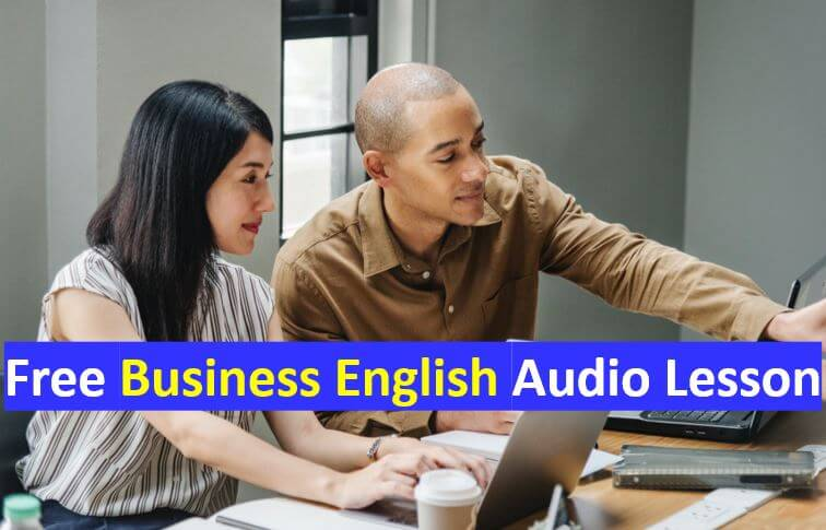 Free Business English Audio Lesson from DailyStep English