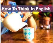 How To Think in English And Speak English Easily