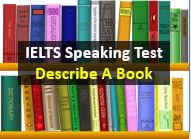 IELTS Speaking Test Part 2 Sample Answer - Describe A Book