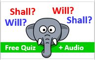 Shall or Will - how to use them